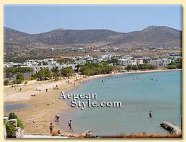 Aliki Paros Beaches